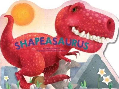 Shapeasaurus (Board book)