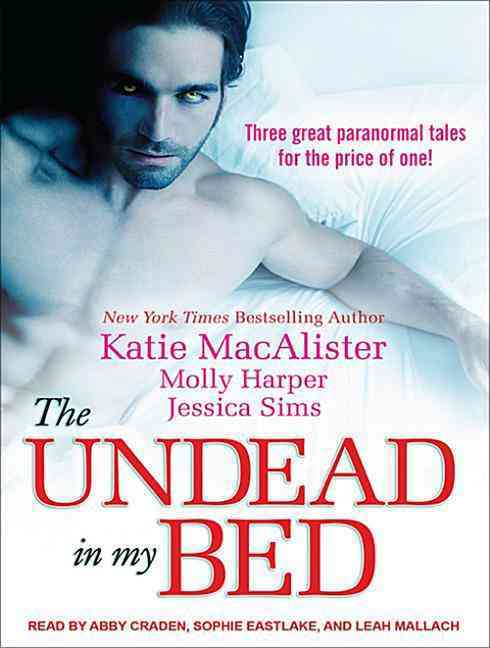 The Undead in My Bed (CD-Audio)