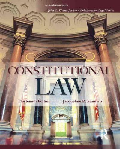 Constitutional Law (Paperback)