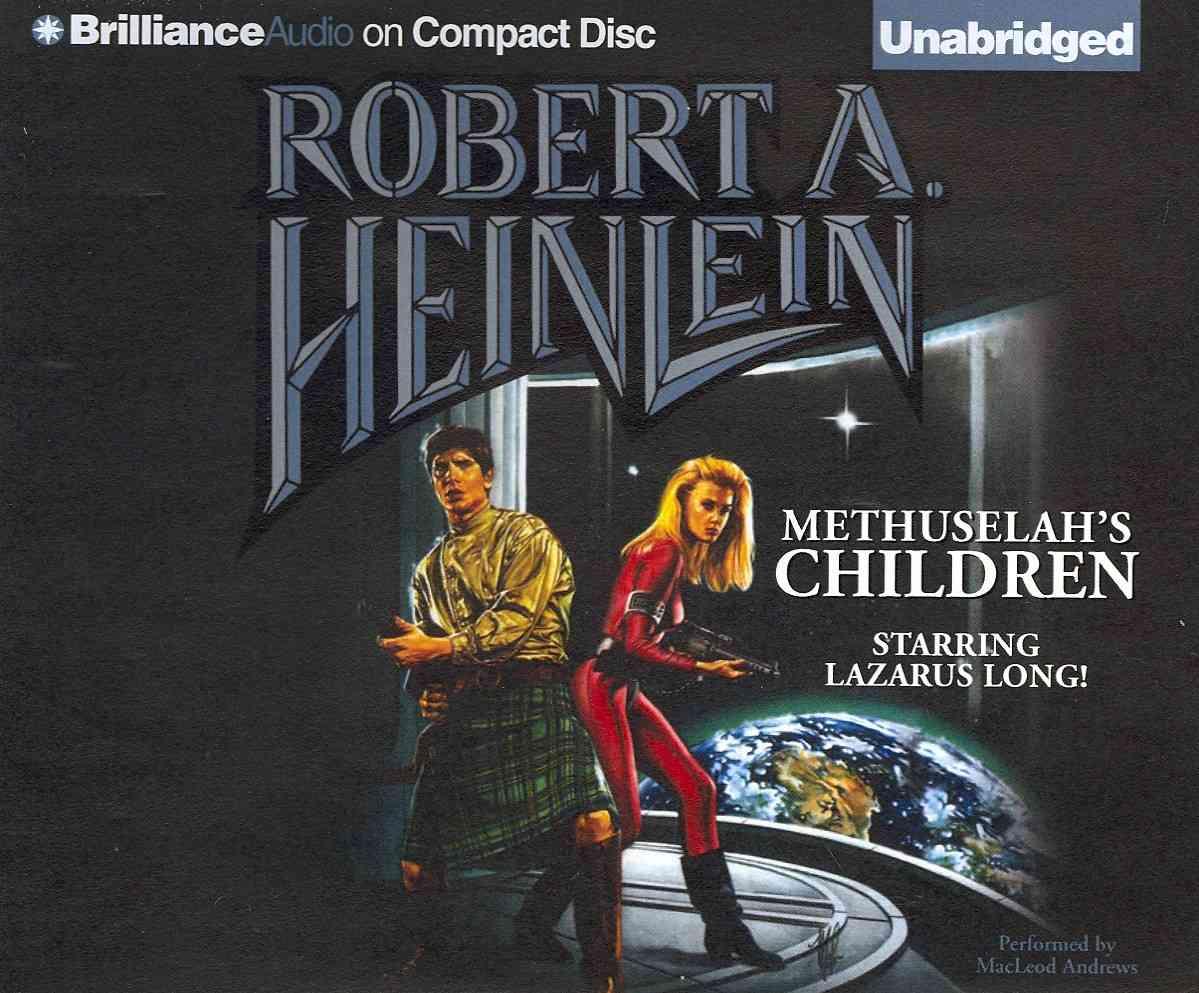 Methuselah's Children (CD-Audio)