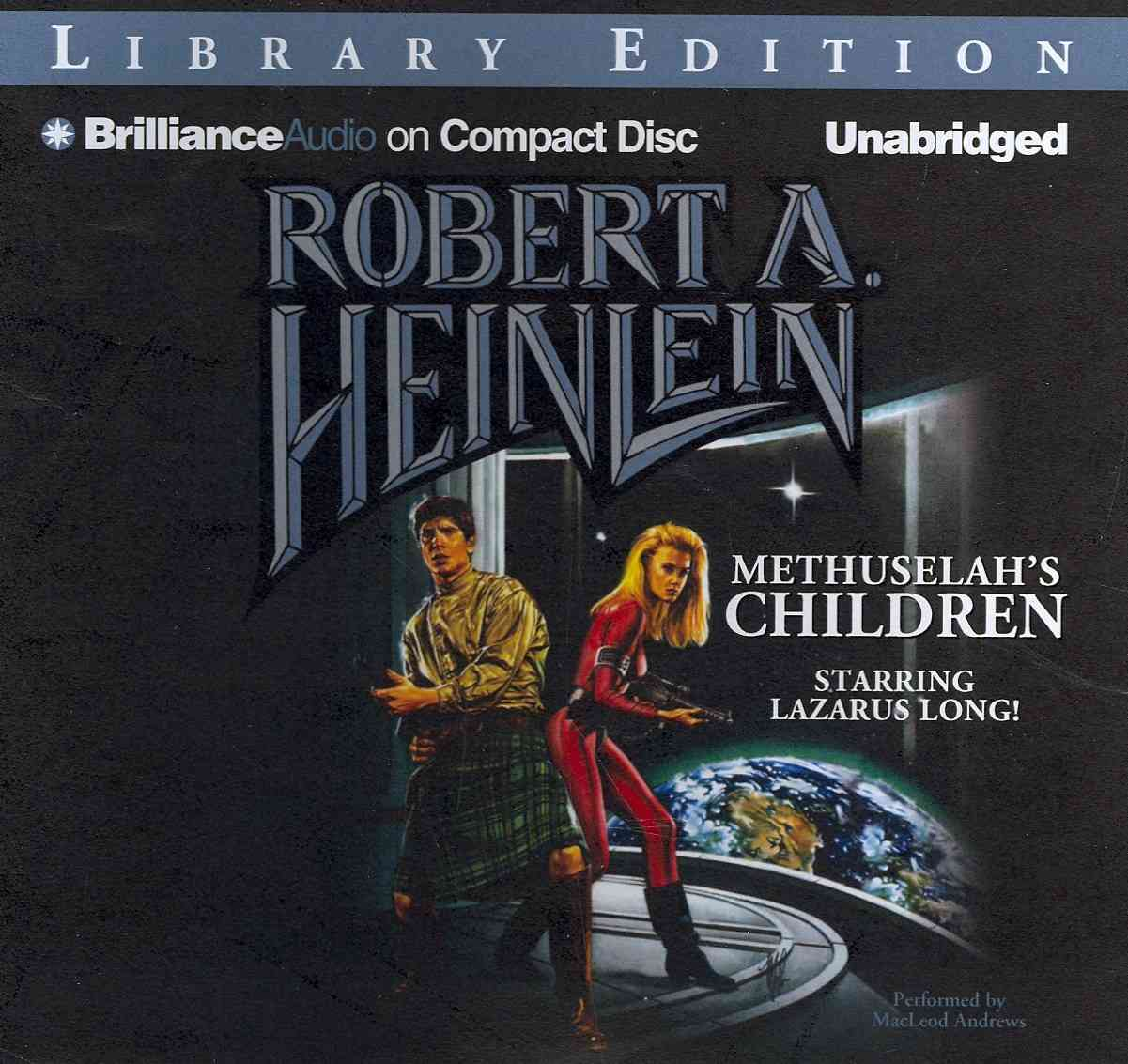 Methuselah's Children: Library Edition (CD-Audio)
