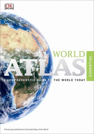 Essential World Atlas (Paperback)