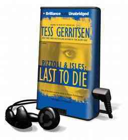Rizzoli & Isles: Last to Die (Pre-recorded MP3 Player)