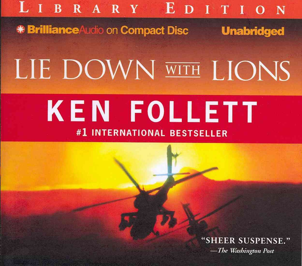 Lie Down With Lions: Library Edition (CD-Audio)