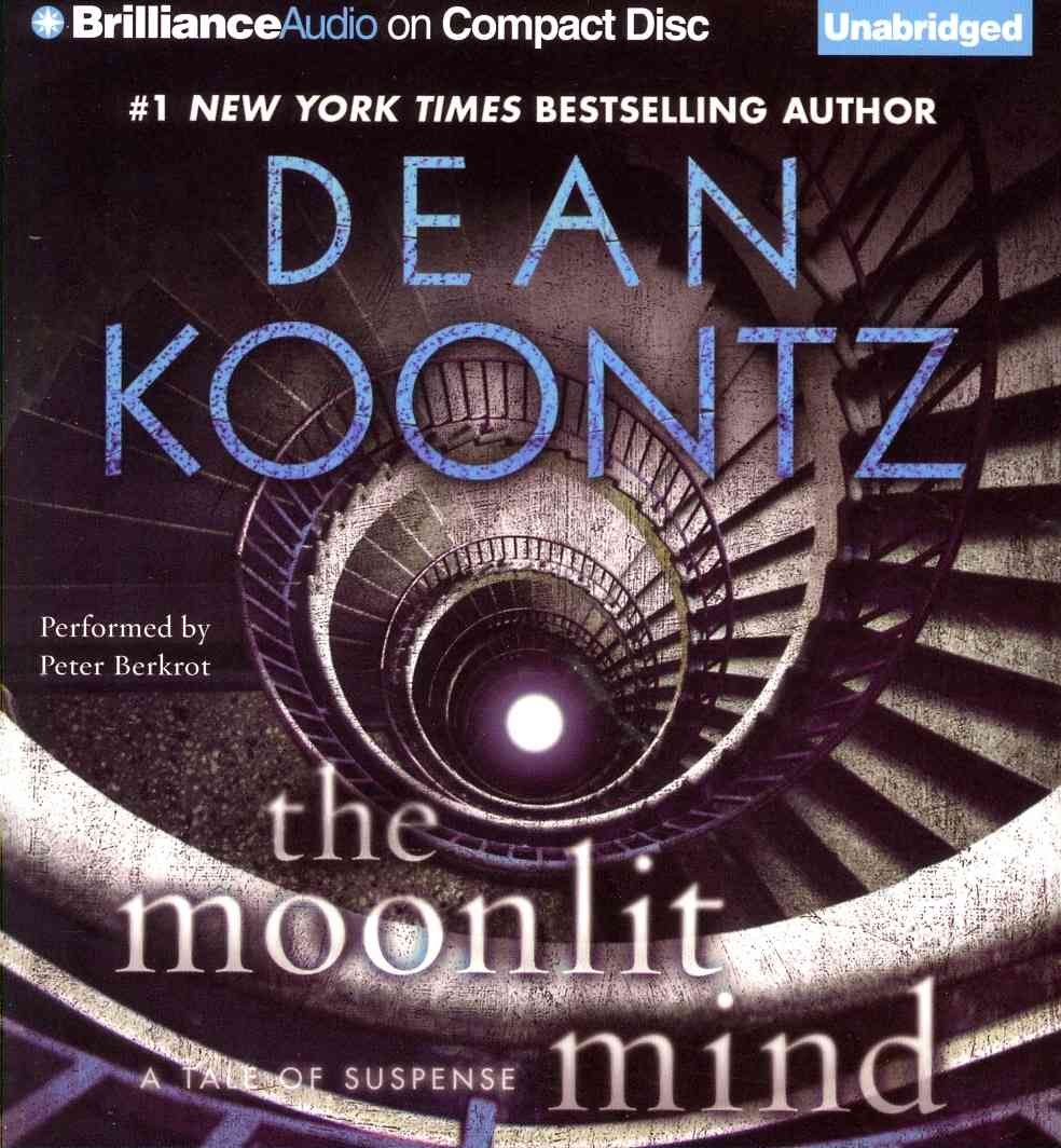 The Moonlit Mind: A Tale of Suspense (CD-Audio)