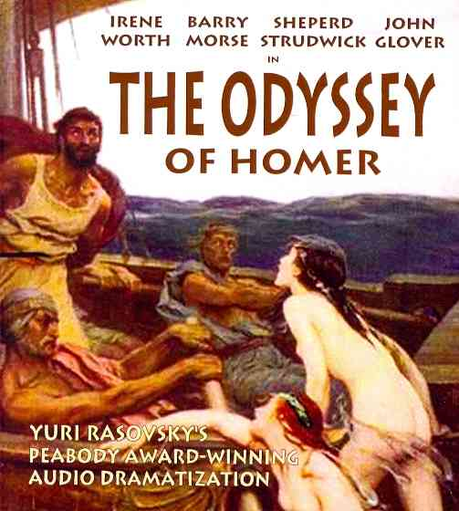 The Odyssey of Homer (CD-Audio)