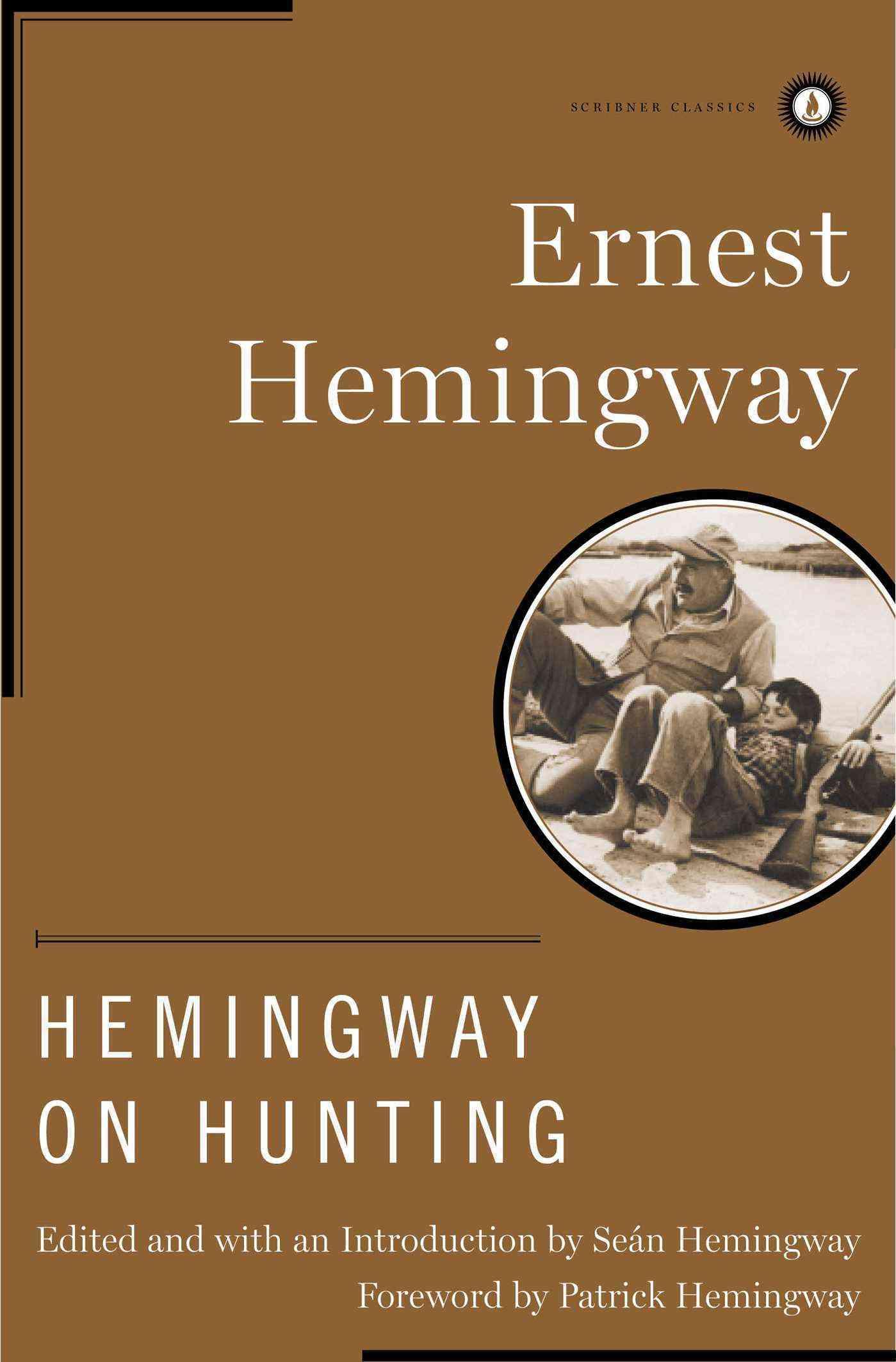 Hemingway on Hunting (Hardcover)