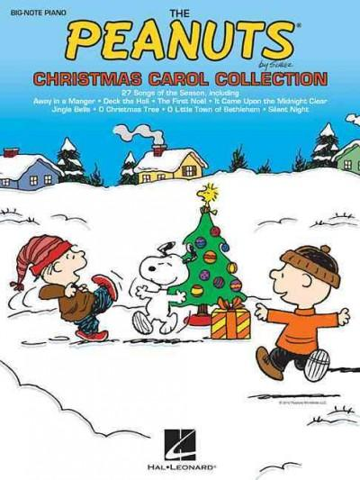 The Peanuts Christmas Carol Collection (Paperback)