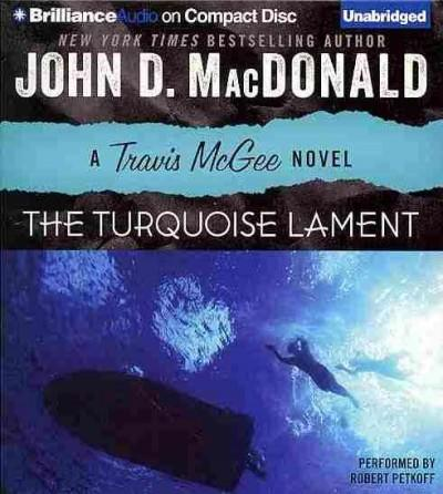 The Turquoise Lament (CD-Audio)