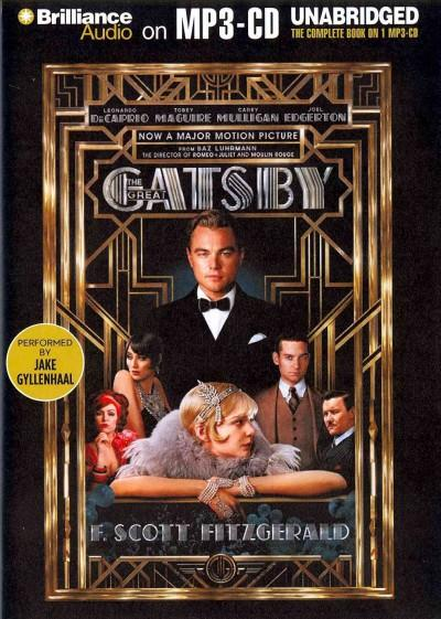 The Great Gatsby (CD-Audio)