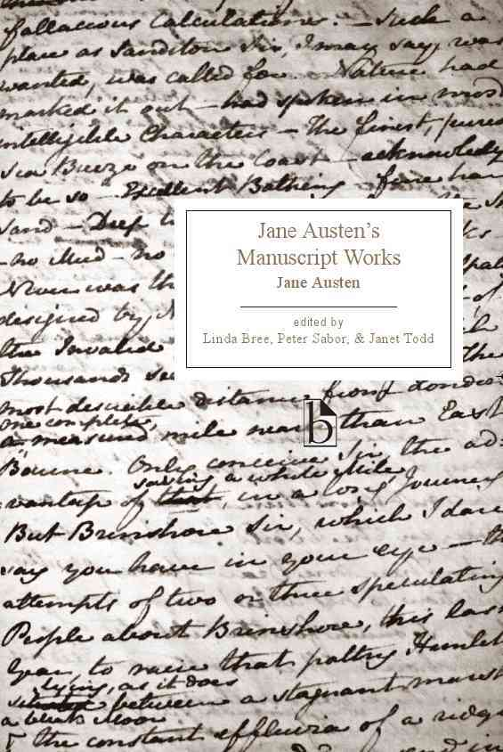 Jane Austen's Manuscript Works (Paperback)