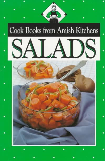 Salads: From Amish Kitchens (Paperback)