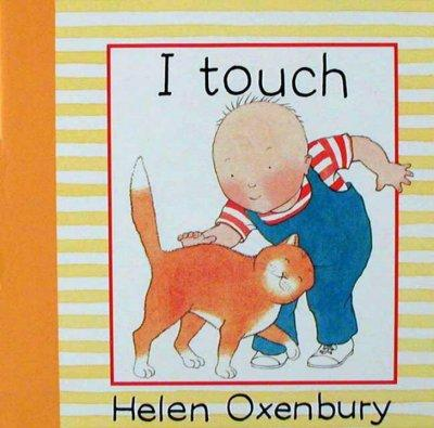 I Touch (Board book)