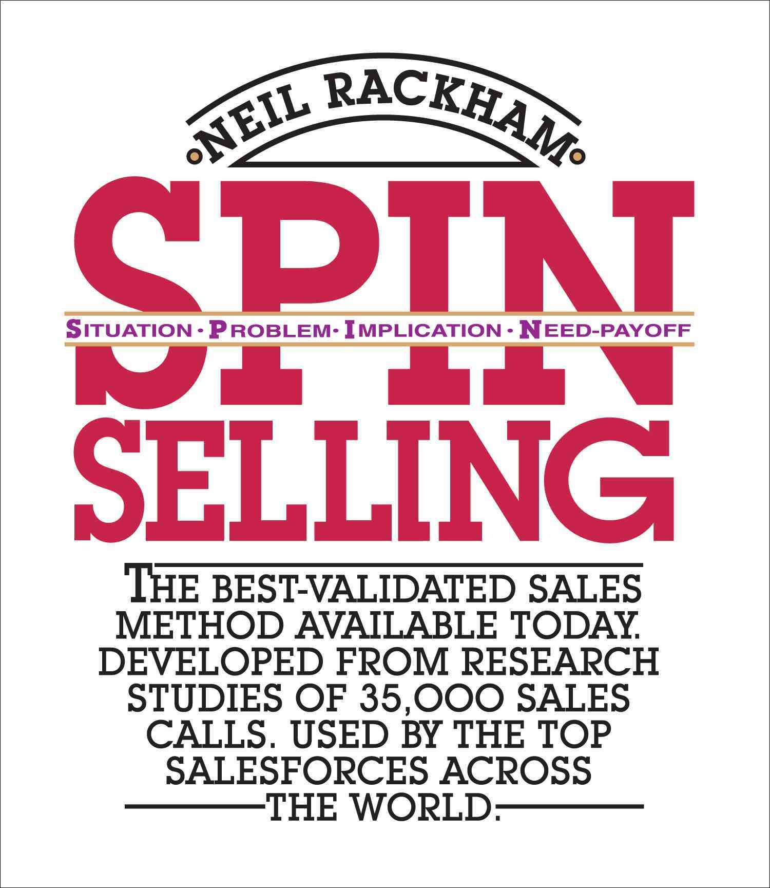 Spin Selling (CD-Audio)