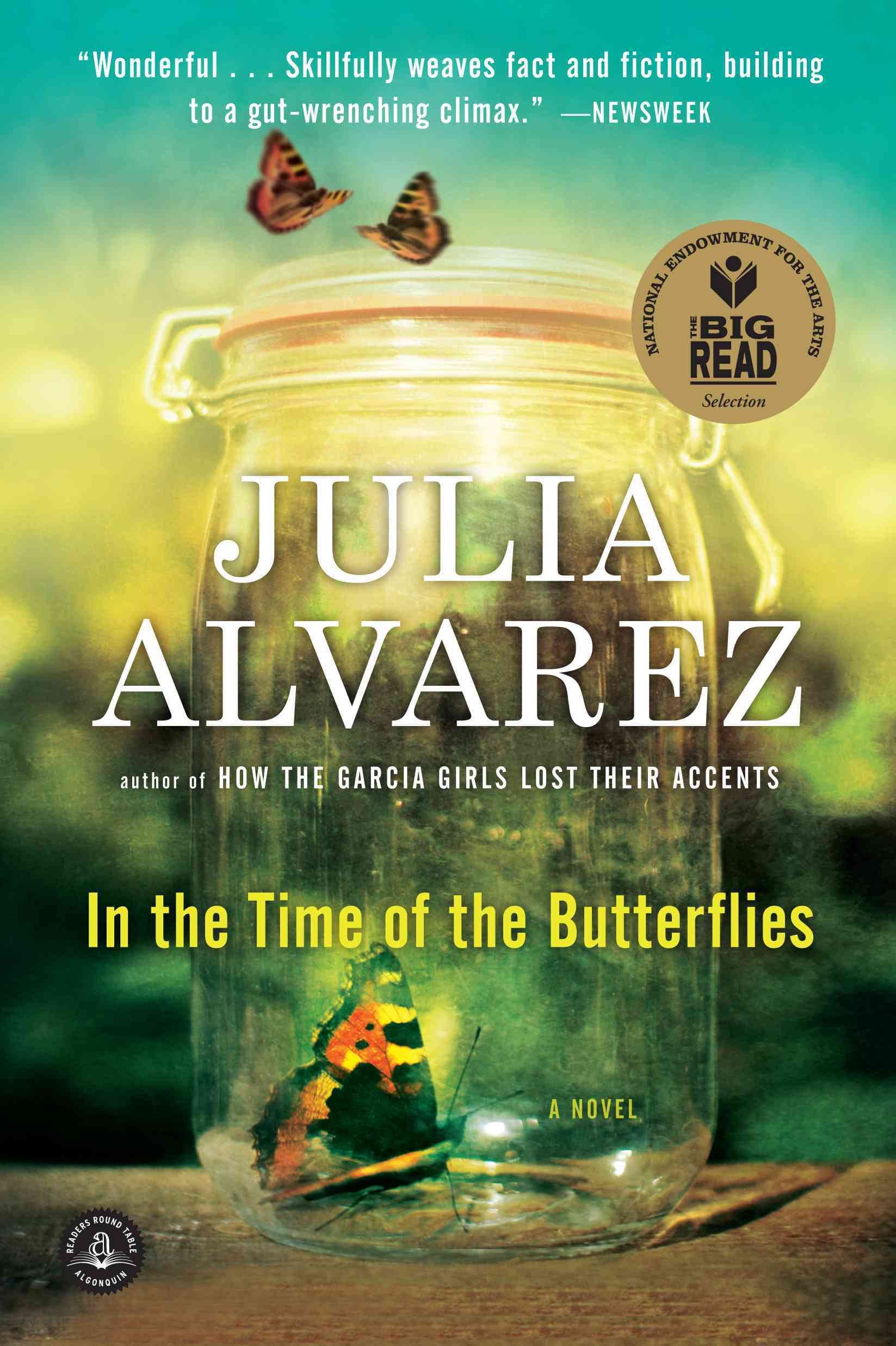 In the Time of the Butterflies (Paperback)
