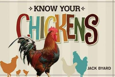 Know Your Chickens (Paperback)