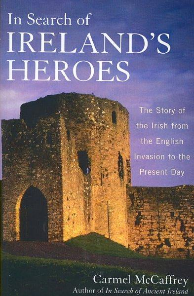 In Search of Ireland's Heroes: The Story of the Irish from the English Invasion to the Present Day (Paperback)
