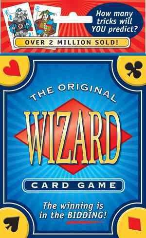 Wizard Card Game (Cards)