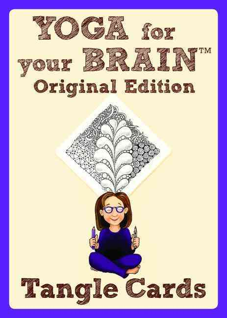 Yoga for Your Brain Tangle Cards (Cards)