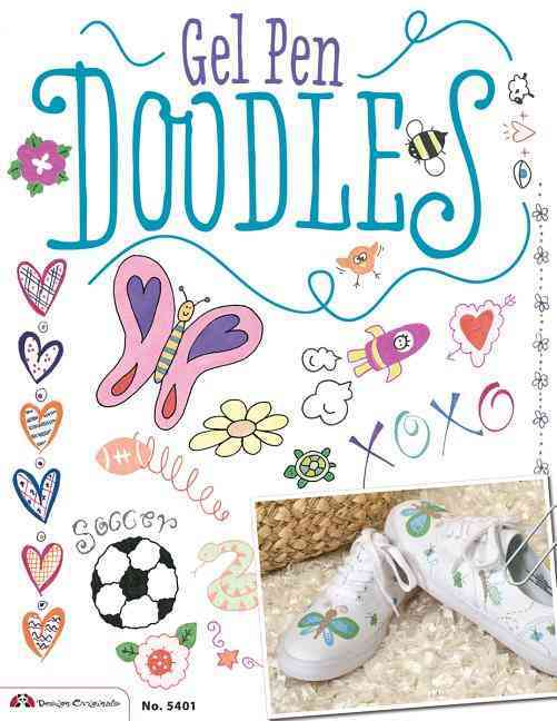 Gel Pen Doodles (Paperback)