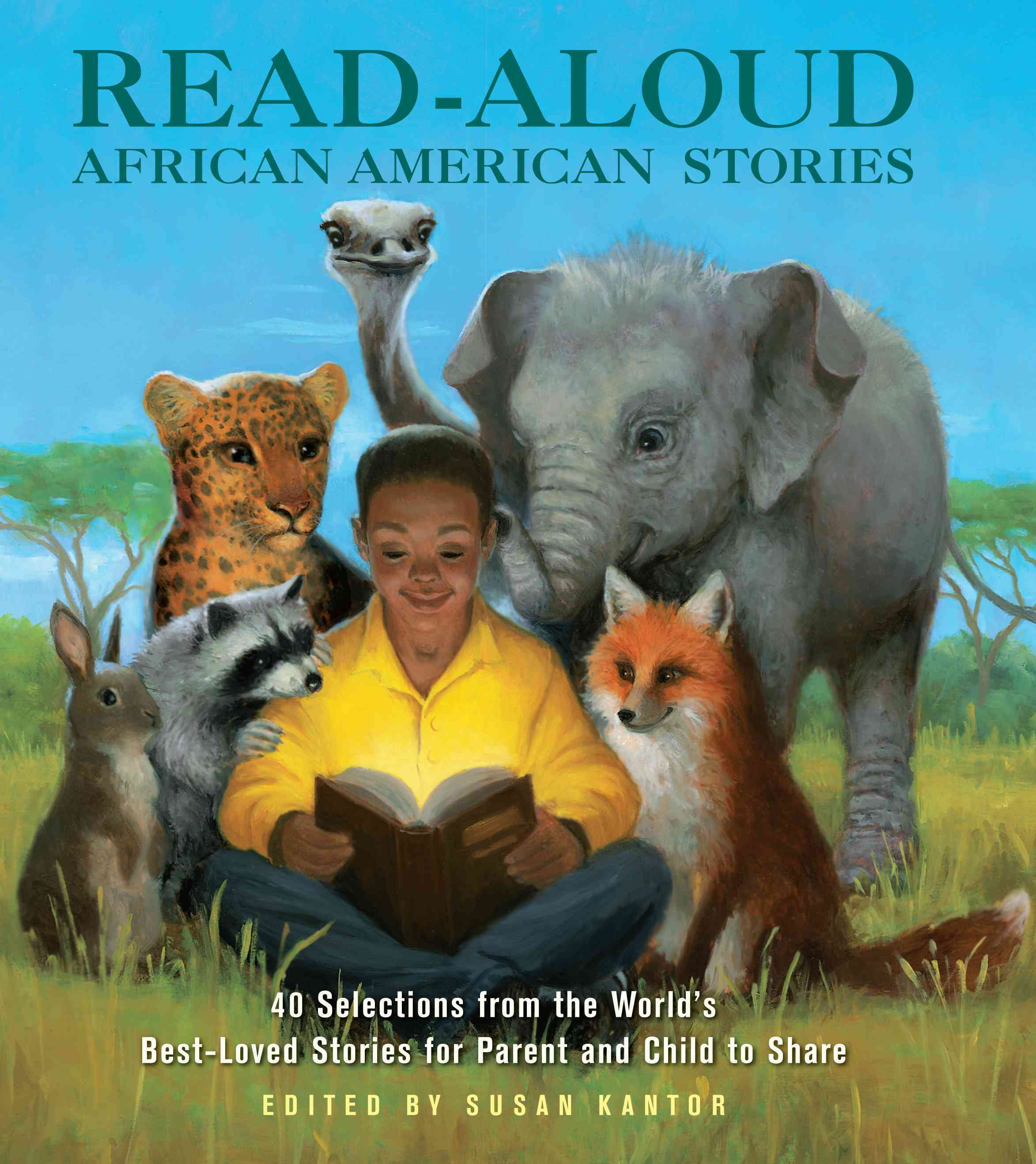 Read Aloud African American Stories: 40 Selections from the World's Best Loved Stories for Parent and Child to Share (Hardcover)