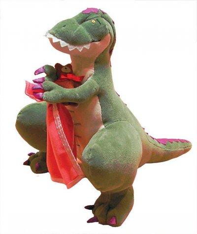 "How Do Dinosaurs Say Good Night?: 14"" (Soft toy)"