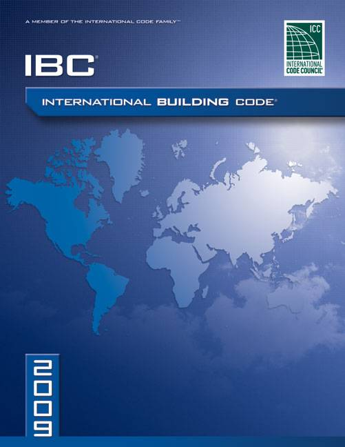 International Building Code 2009 (Paperback)