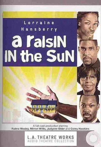 A Raisin in the Sun (CD-Audio)