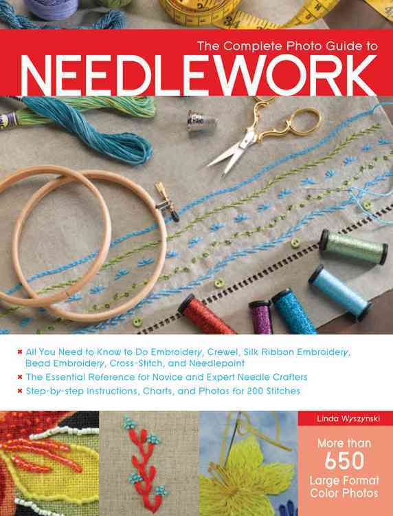 The Complete Photo Guide to Needlework (Paperback)
