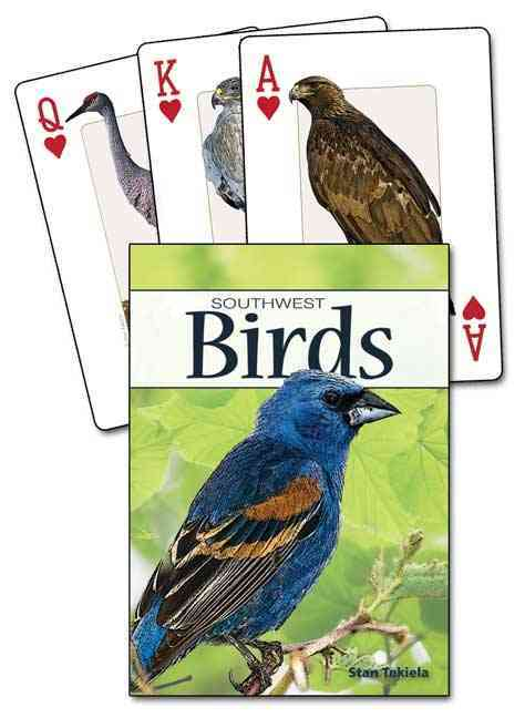 Birds of the Southwest Playing Cards (Cards)