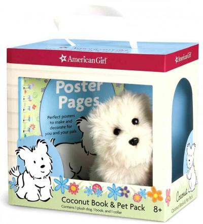 Coconut Book & Pet Pack