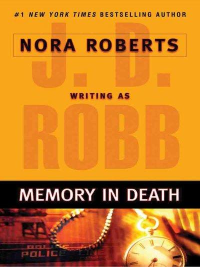 Memory in Death (Paperback)
