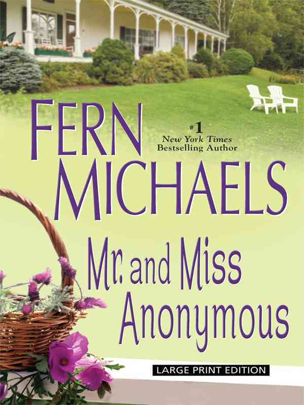 Mr. and Miss Anonymous (Paperback)