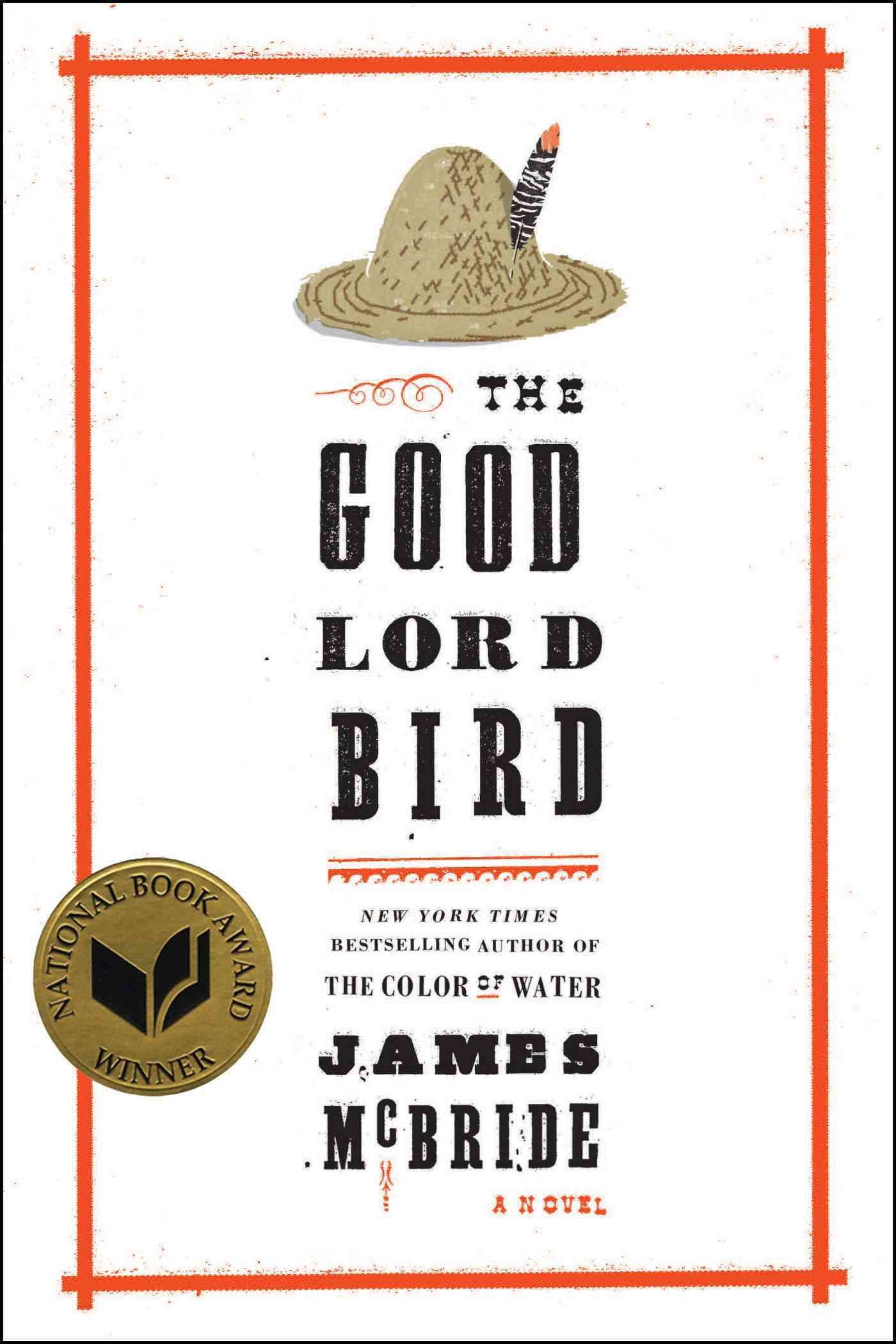 The Good Lord Bird (Hardcover)
