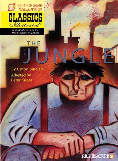 Classics Illustrated 9: The Jungle (Hardcover)