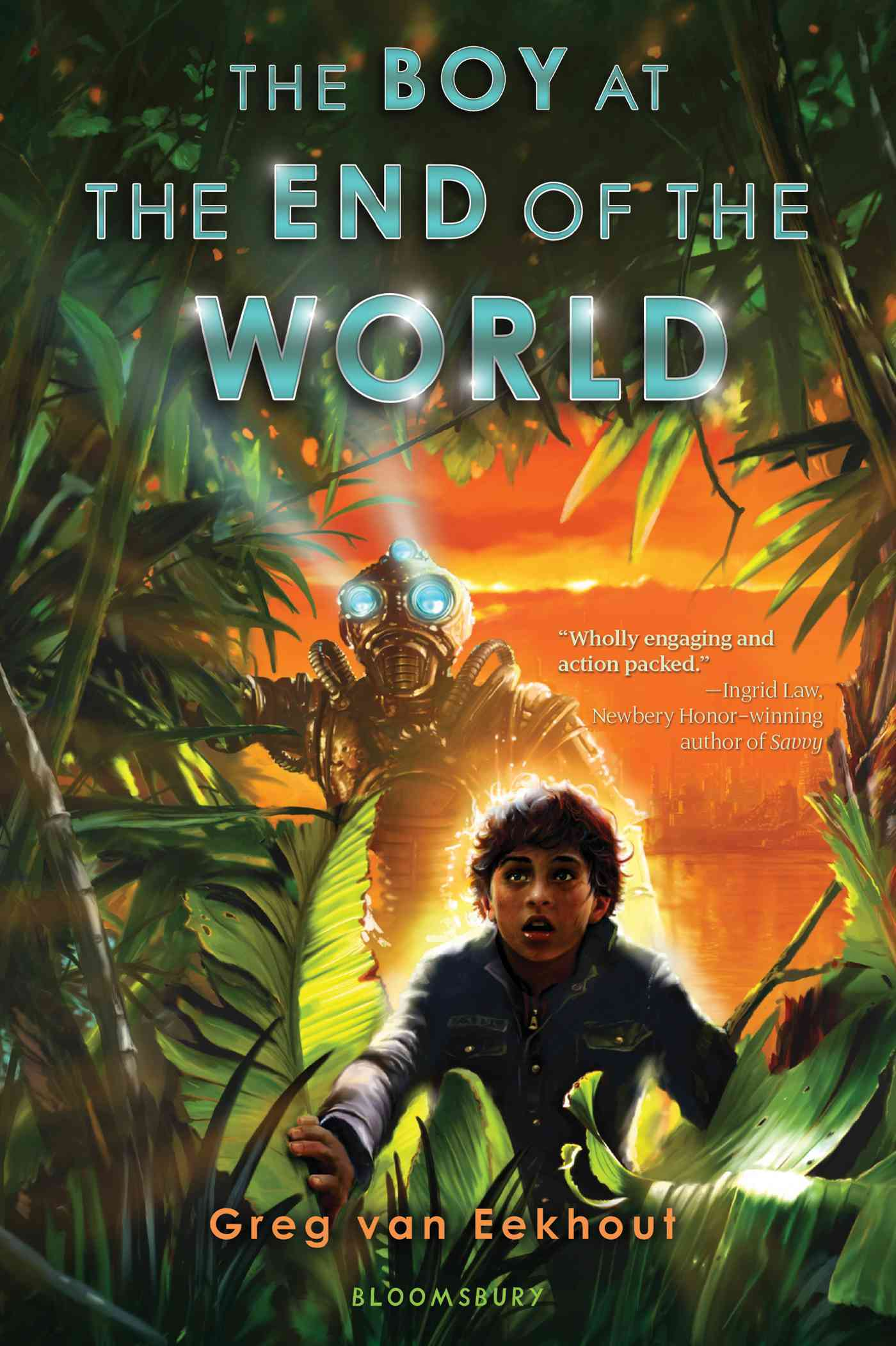 The Boy at the End of the World (Paperback)