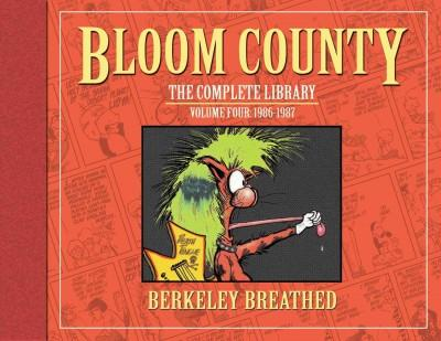 The Bloom County Library 4: 1986-1987 (Hardcover)