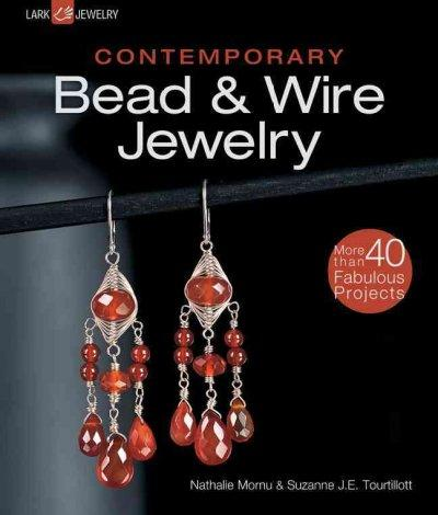 Contemporary Bead & Wire Jewelry (Paperback)