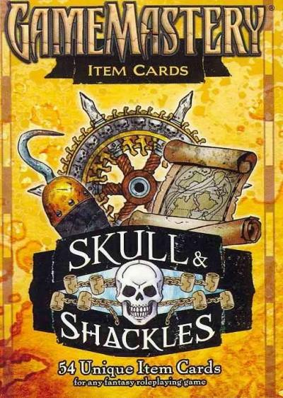 Skull and Shackles (Cards)