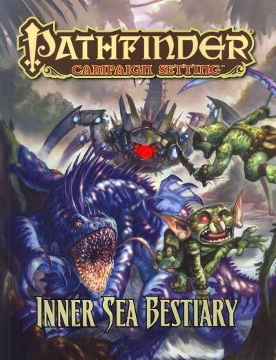 Inner Sea Bestiary (Paperback)