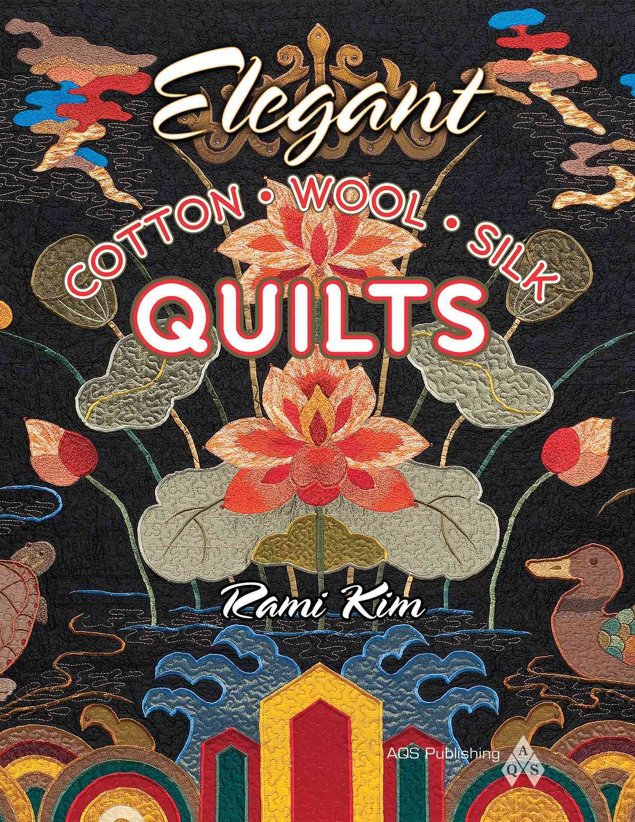 Elegant Cotton Wool Silk Quilts (Paperback)