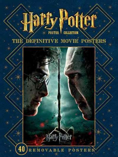 Harry Potter Poster Collection: The Definitive Movie Posters (Poster)