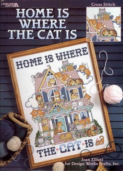 Home Is Where the Cat Is (Paperback)