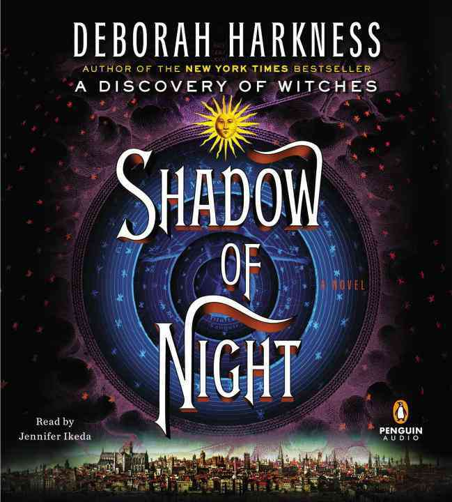 Shadow of Night (CD-Audio)
