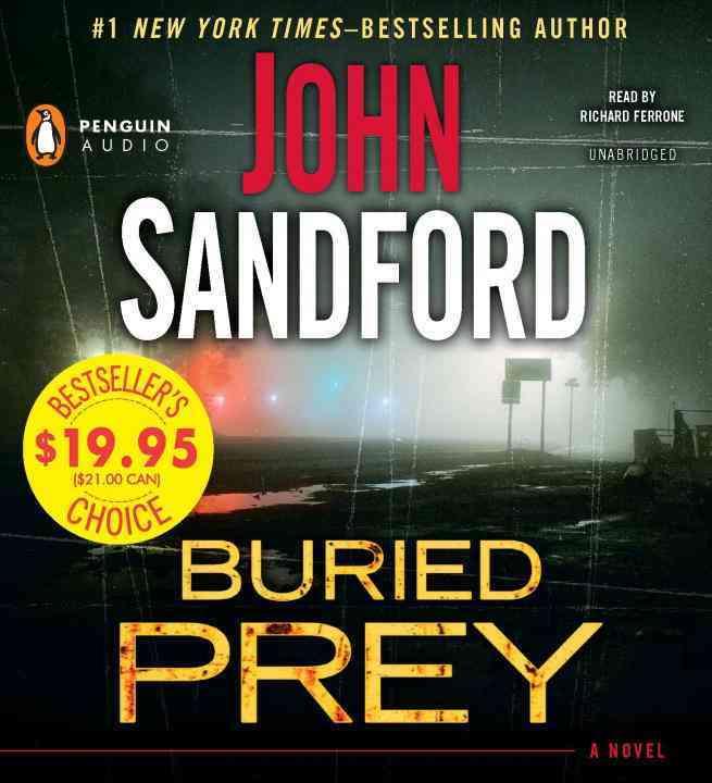 Buried Prey (CD-Audio)
