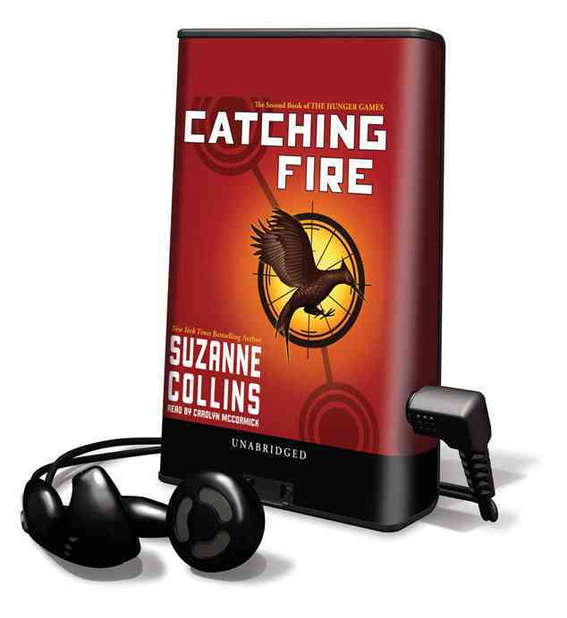 Catching Fire: Library Edition (Pre-recorded digital audio player)
