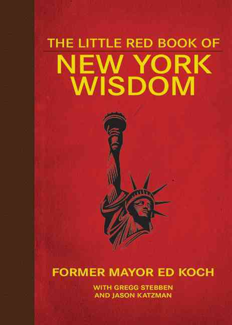 The Little Red Book of New York Wisdom (Hardcover)