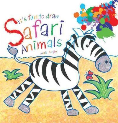 Safari Animals (Paperback)