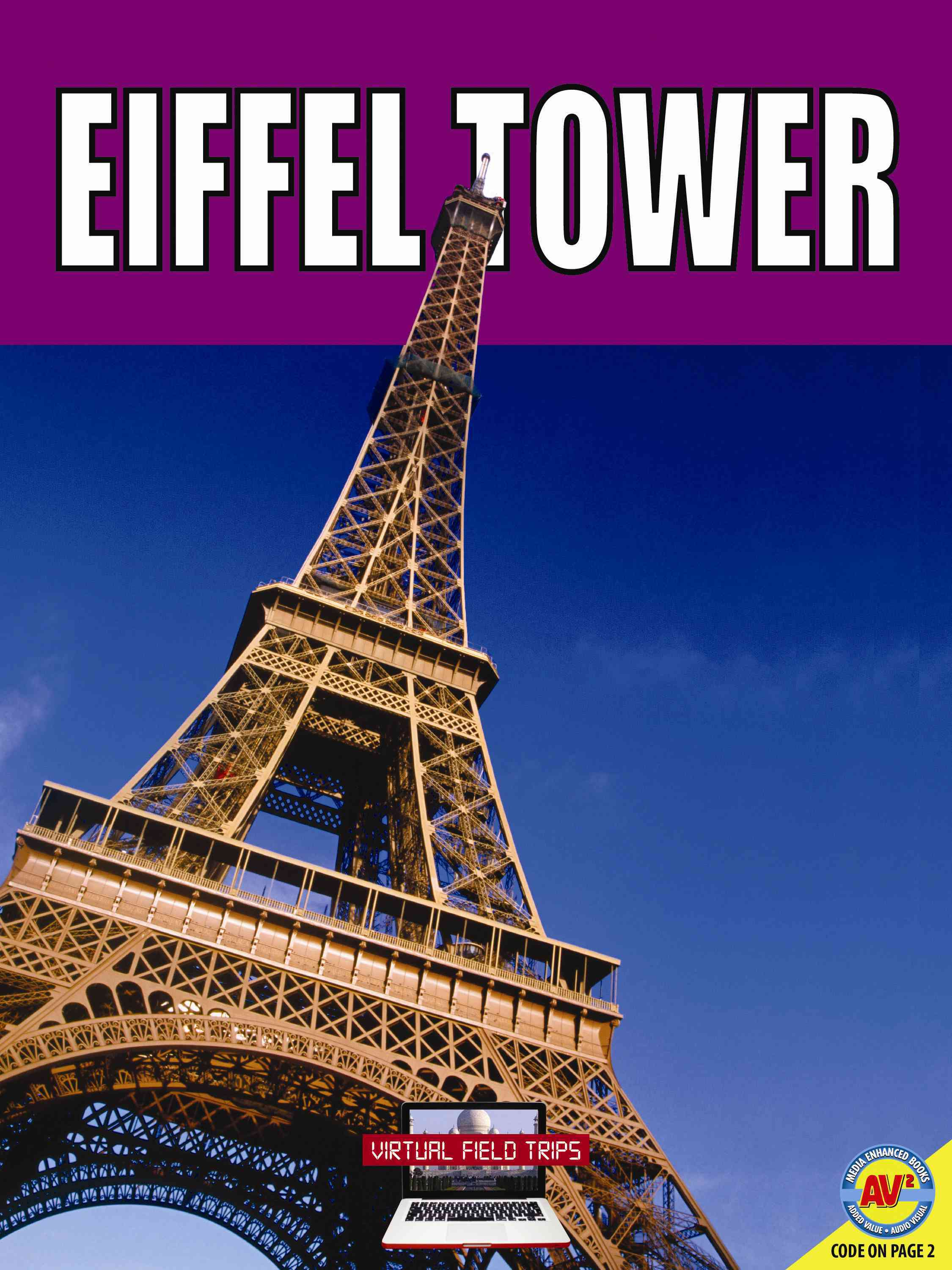 Eiffel Tower (Hardcover)