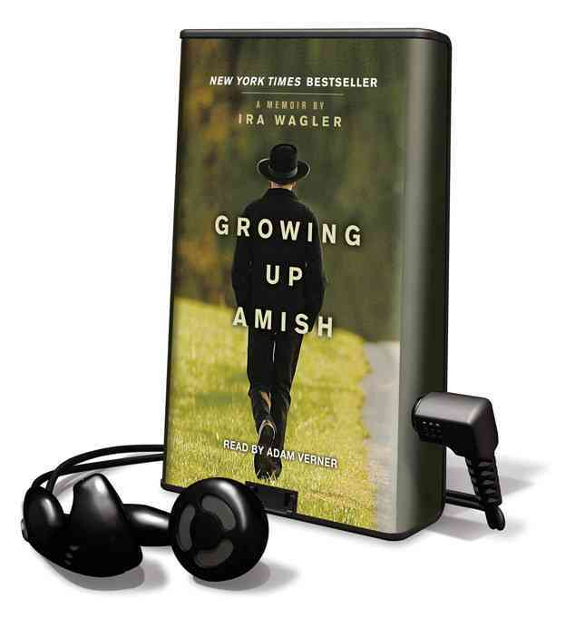 Growing Up Amish: Library Edition (Pre-recorded digital audio player)